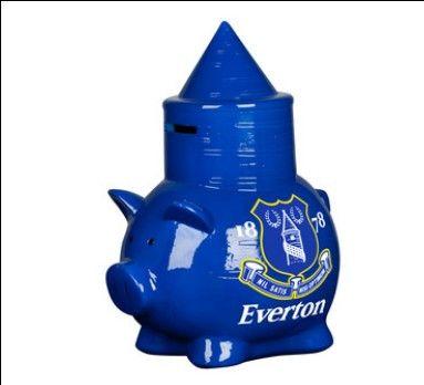 Kalau Everton beda lagi, mercendaisenya celengan brooo...