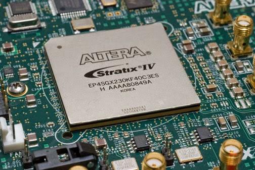 Altera StratixIVGX FPGA