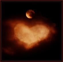 Planet i nebula u obliku srca ljubavne slike besplatne sličice download