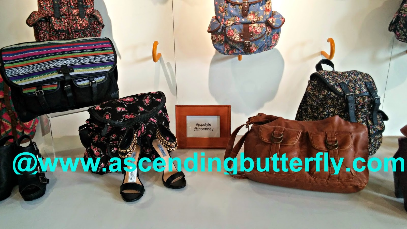 Backpacks/Book Bags and shoes/boots for Back to School via JCPenney