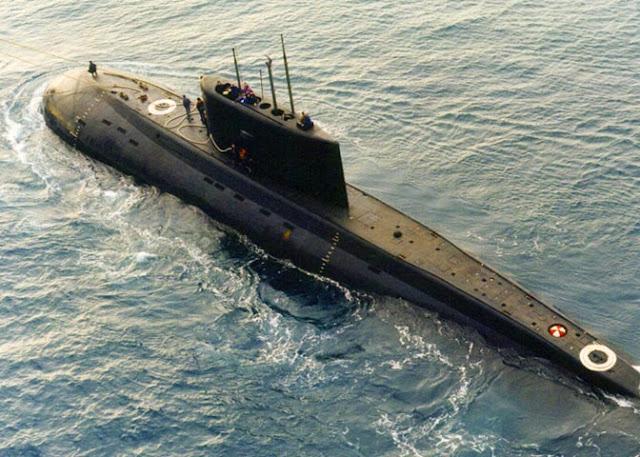 TNI Ingin Datangkan 12 Kapal Selam Kelas Kilo