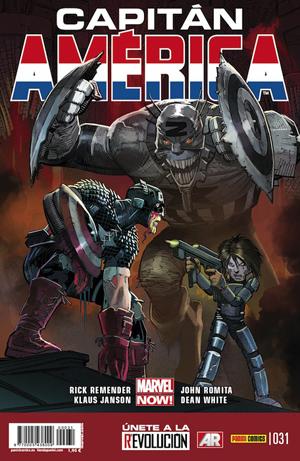 Capitán América v8, 31