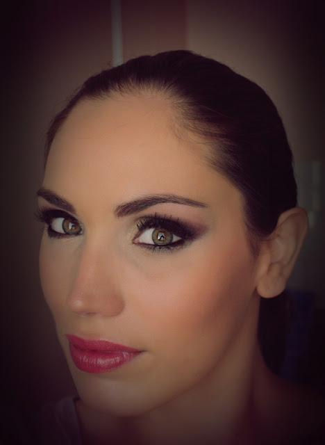 Univers girly maquillage avec la palette paris sigma - Palette maquillage avec pinceaux ...