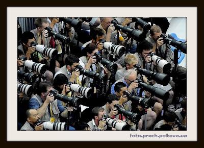 Из жизни фотографа