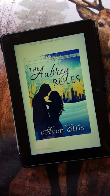 The Aubrey Rules by Aven Ellis book review chick-lit