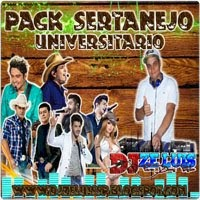 Pack Sertanejo Universitario 25.10.214
