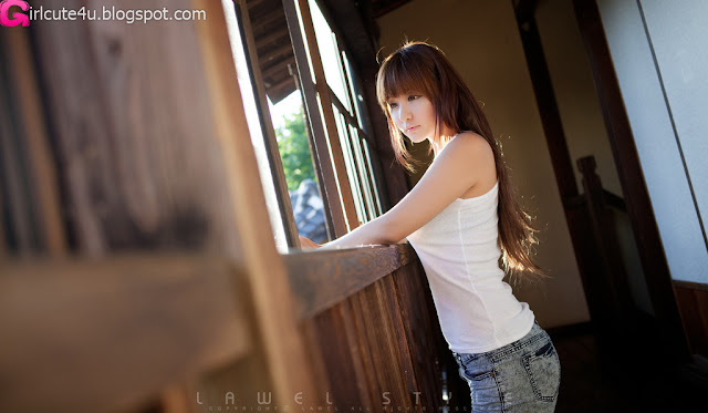5 Ryu Ji Hye Outdoor and Indoor-very cute asian girl-girlcute4u.blogspot.com