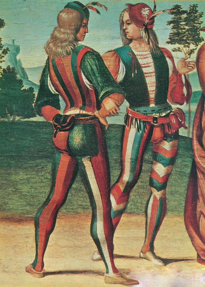 Il costume e la moda breve storia dei pantaloni da uomo for Planimetrie di 1500 piedi quadrati