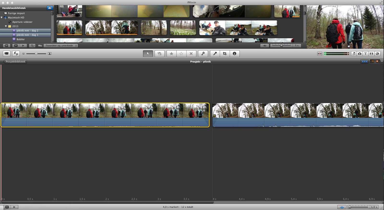 how to export final cut pro to imovie