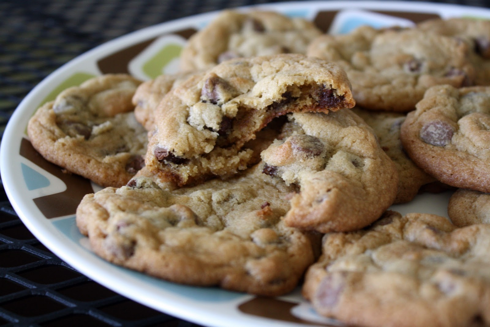 Tails to Tell: Ultimate Chocolate Chip Cookies