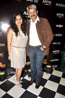 Neha Dhupia at Maxim magazine - Artic Vodka bash gallery