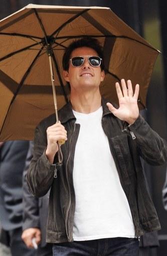 Jamie Foxx Impersonates Tom Cruise - The Graham