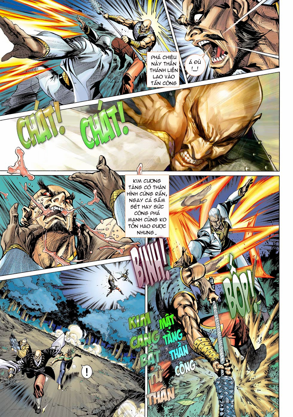 Thần Binh 4 chap 25 - Trang 23