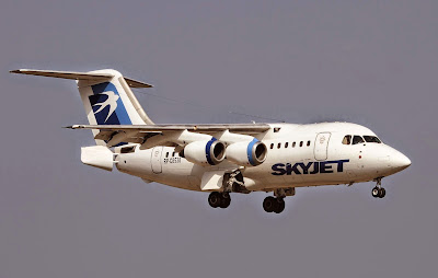 SkyJet and SEAir International Forced to Suspend Operations