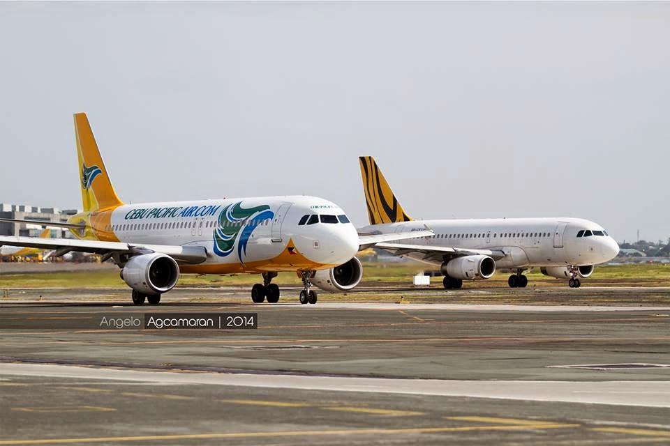 Cebu Pacific to Return Tigerair Aircraft Before Third Quarter