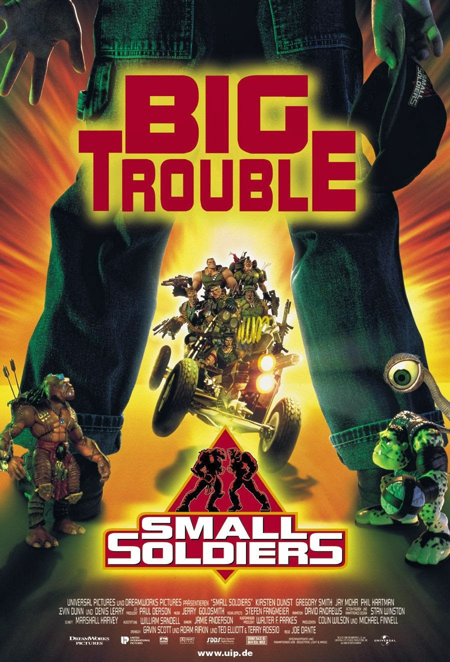 small soldiers book review