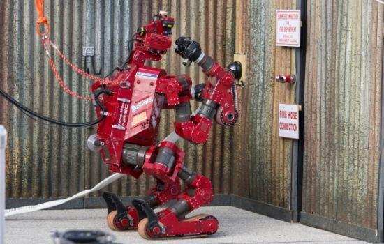 Robot humanoid Institut Robotika CMU