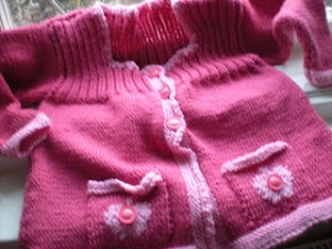 Cardi for my granddaughter