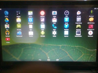 android live usb desktop