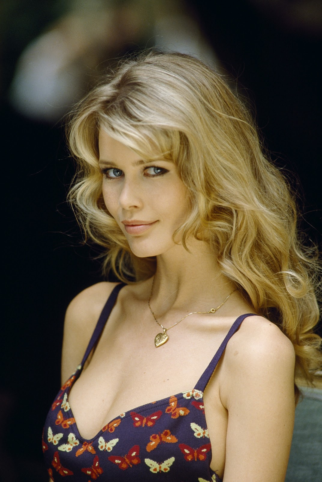 Models Camtv Supermodel Claudia Schiffer Hot Random Pic