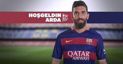 Arda Turan - Barcelona 2015