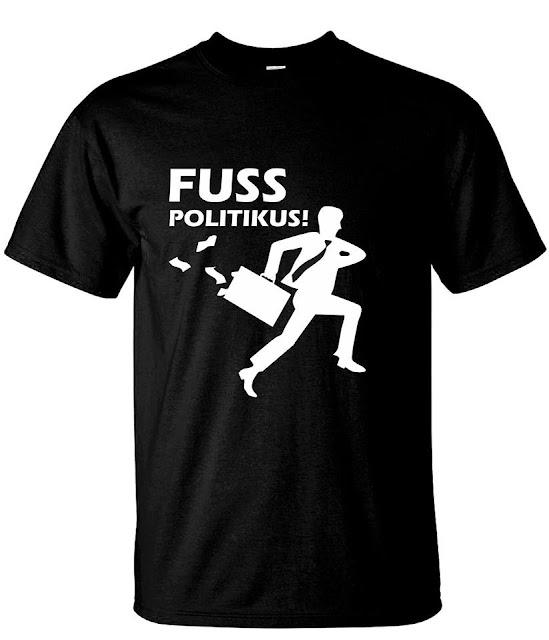 fuss, politikus