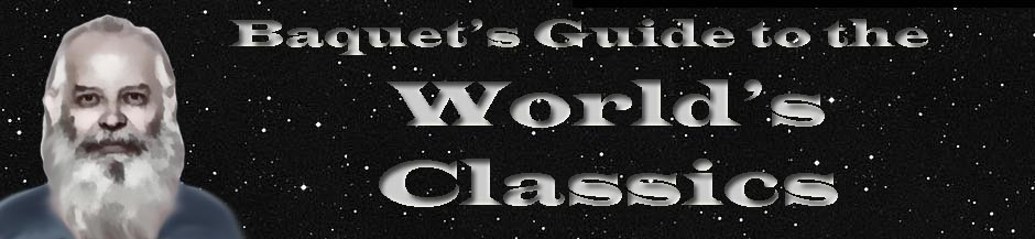 Baquet's Guide to the World's Classics: Calendar