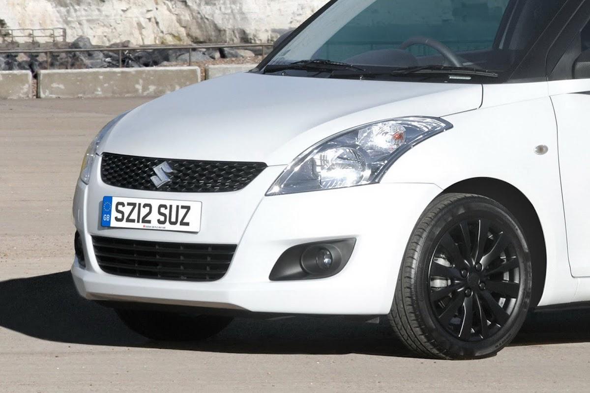 Suzuki Swift Attitude
