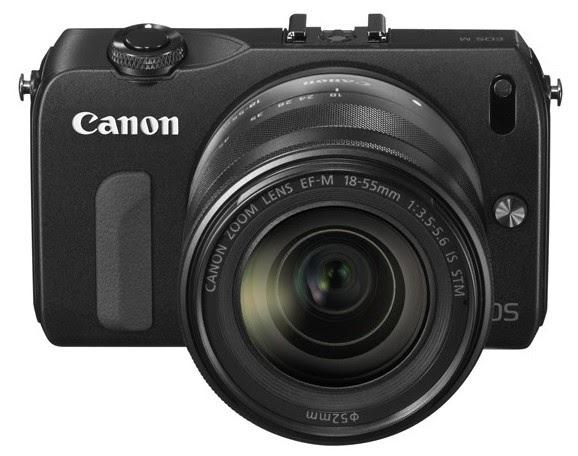 Harga Canon EOS M