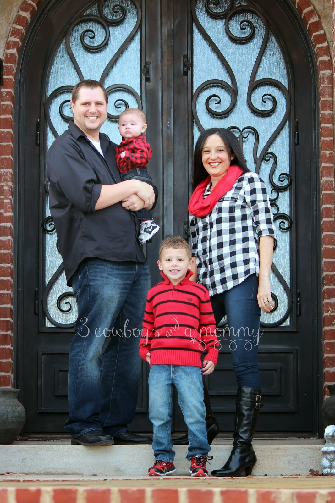 Family Of 4 Photo Pose Ideas Webb family photos