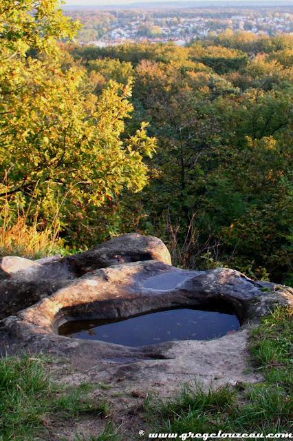Fontainebleau vue de la forêt, Calvaire, (C) 2014 Greg Clouzeau
