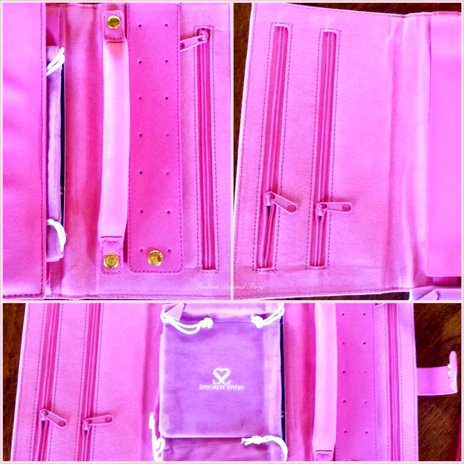 Jewelry Roll Bag from Specialty Styles Review