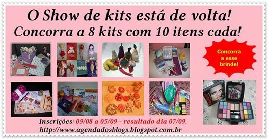 Show de kits-Venham participar