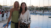 Angela Fuster (Tramuntana Flow Mallorca)and me(Zoe in my belly;)Palma de Mallorca