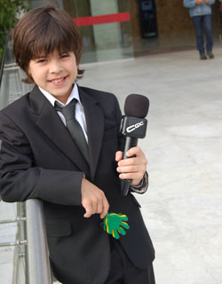Reporter mirim do CQC