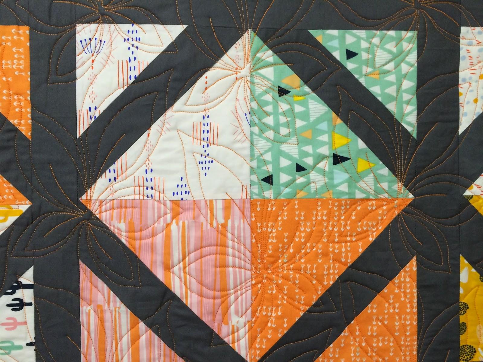 Danier Listyasari's Quilt