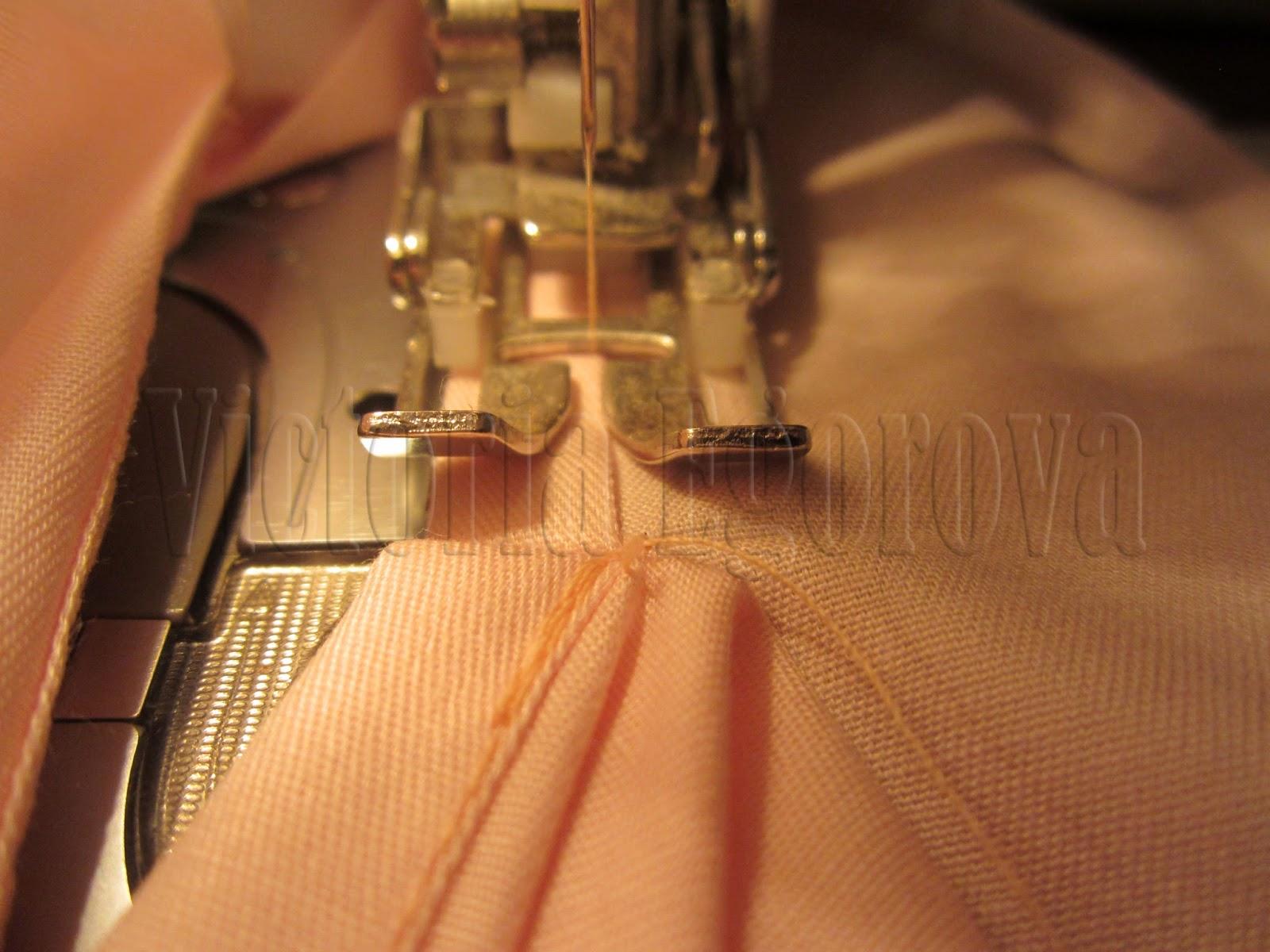 Приёмы шитья 29