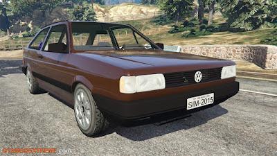 Baixar carro Volkswagen Gol GL 1.8 Para GTA V
