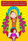 Virgen de Guadalupe intercede por nosotros