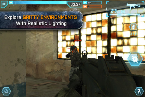 iphone 4s game battlefield