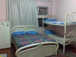 Family Accommodation Room