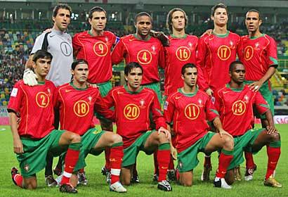 Portugal national football team squad