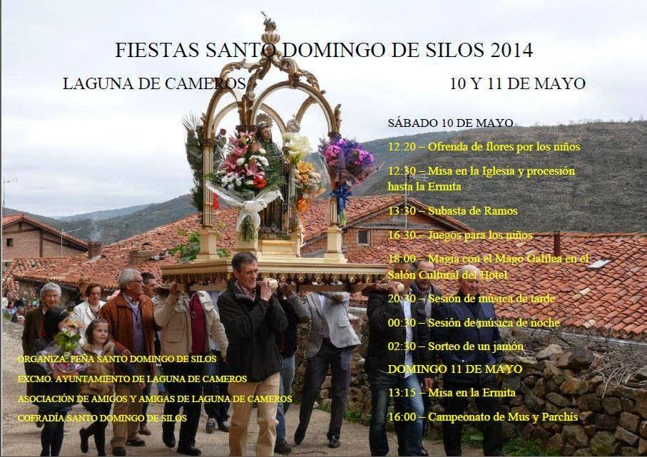 Atalaya Camerana - Almanaque del Camero Viejo: 10 y 11 de mayo. Laguna