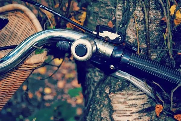 Vintage bike bell