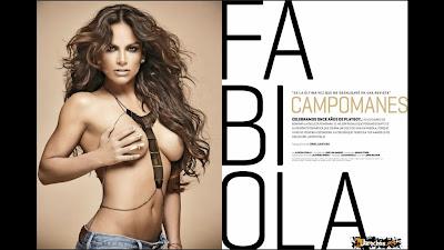 Fabiola Campomanes revista PlayBoy Mexico Octubre 2013