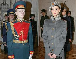 soviet uniforms