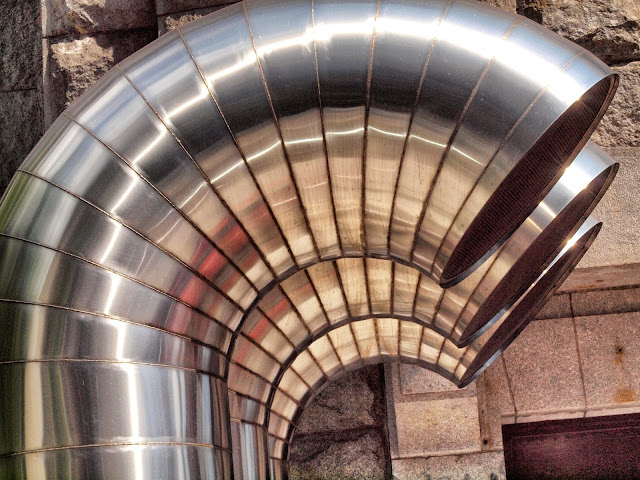 Pipes, NYC, Midtown