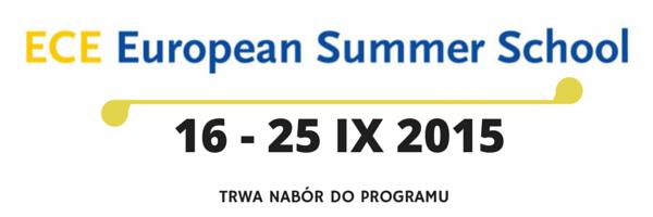 Logo ECE European Summer School