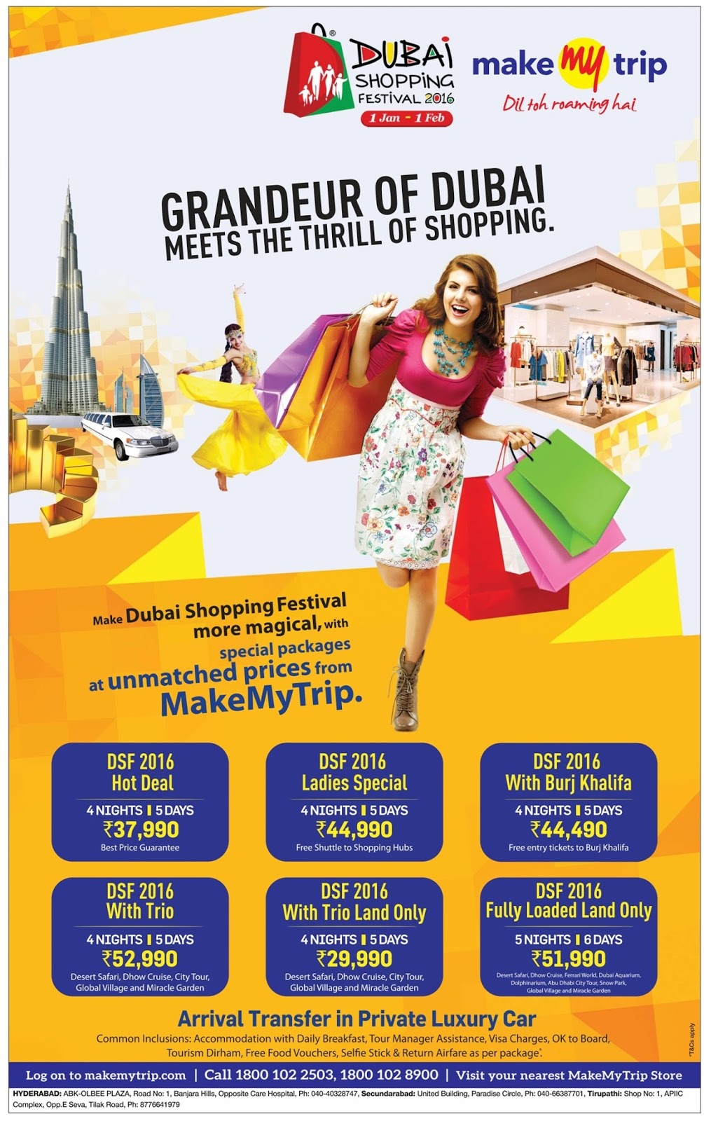 Deals dubai shopping