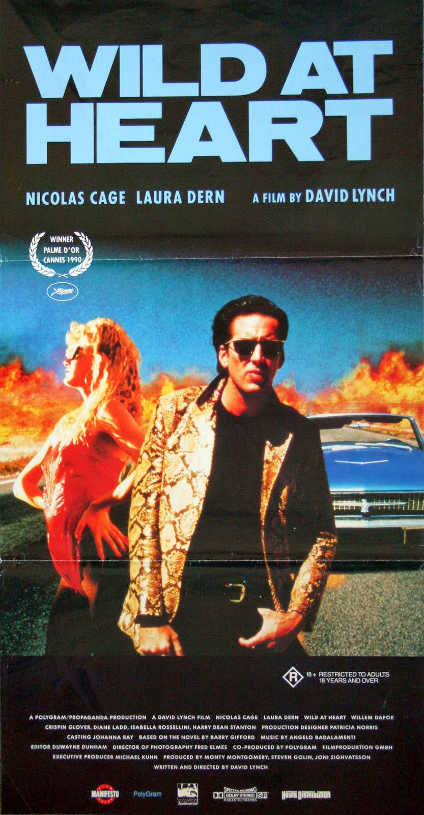 wild at heart dir david lynch 1990 discreet charms obscure objects. Black Bedroom Furniture Sets. Home Design Ideas